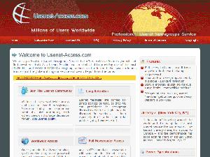Accès Usenet