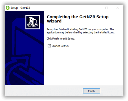 Getnzb Newsreader Launch Getnzb 7