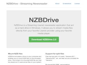 NZBDrive